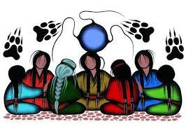 First nations healing circle