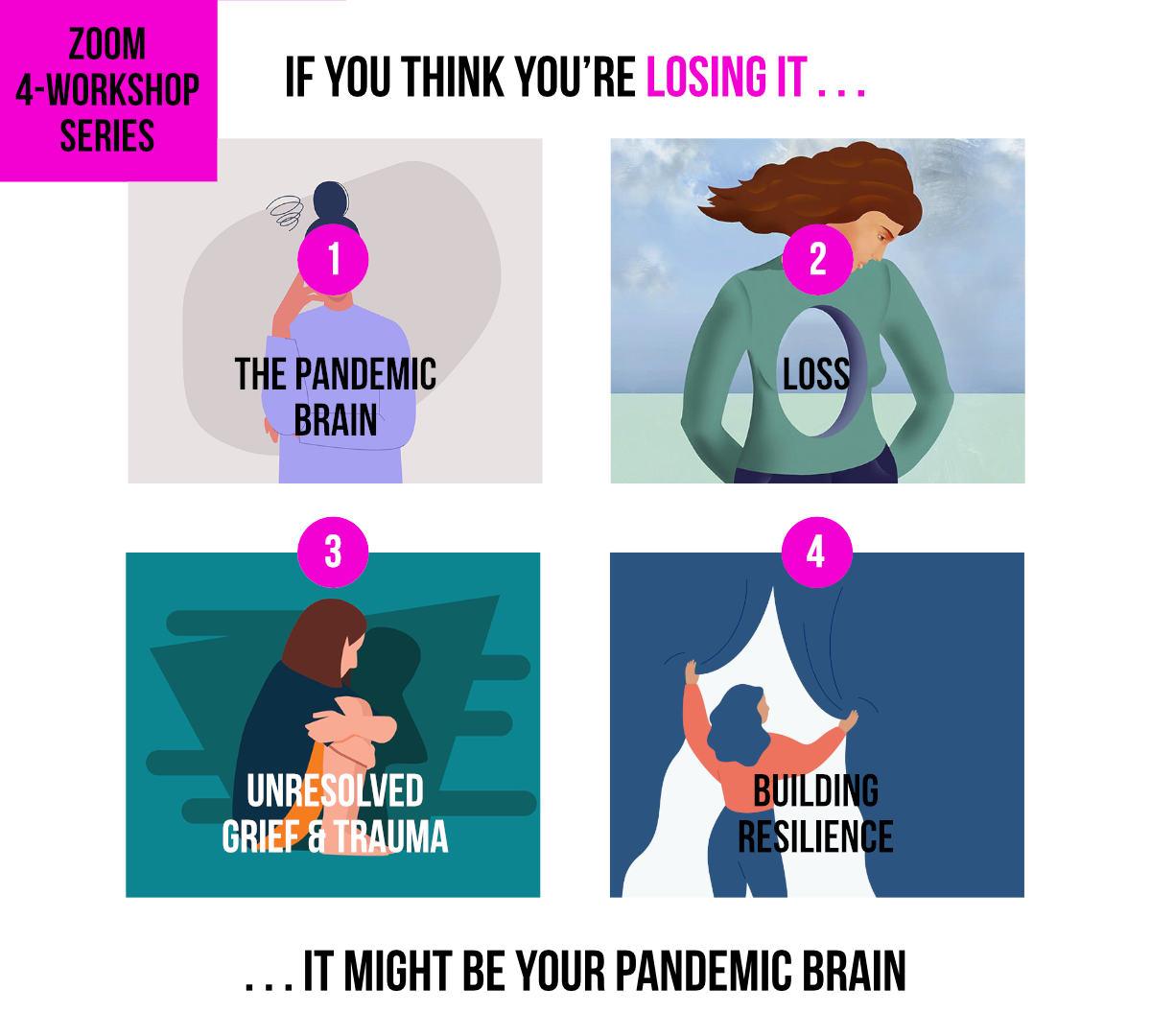 The Pandemic Brain Workshop | Leslie Williamson